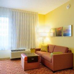 Отель TownePlace Suites by Marriott Frederick комната для гостей фото 2