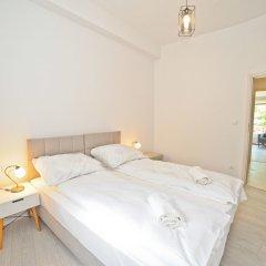 Апартаменты Laguna Centrum Apartments Сопот комната для гостей фото 3