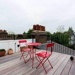 Отель Veeve - York House Великобритания, Лондон - отзывы, цены и фото номеров - забронировать отель Veeve - York House онлайн балкон