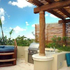 Maya Villa Condo Hotel And Beach Club Плая-дель-Кармен бассейн