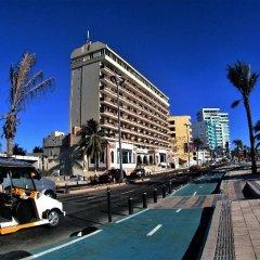 Hotel Hacienda Mazatlán городской автобус