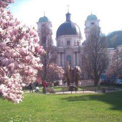 Отель Gästehaus Im Priesterseminar Salzburg Зальцбург фото 16