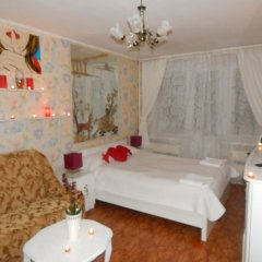 Гостиница Hanaka Братская 15 в Москве 6 отзывов об отеле, цены и фото номеров - забронировать гостиницу Hanaka Братская 15 онлайн Москва комната для гостей фото 3