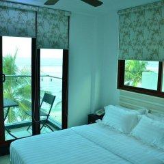 Отель Eve Caurica Мальдивы, Мале - отзывы, цены и фото номеров - забронировать отель Eve Caurica онлайн комната для гостей фото 4