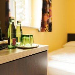 Отель Restaurant Villa Flora Аниф удобства в номере фото 2