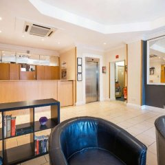 Отель Comfort Inn St Pancras - Kings Cross Великобритания, Лондон - отзывы, цены и фото номеров - забронировать отель Comfort Inn St Pancras - Kings Cross онлайн бассейн фото 2