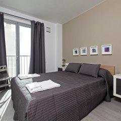 Апартаменты Bbarcelona Apartments Gaudi Flats Барселона комната для гостей