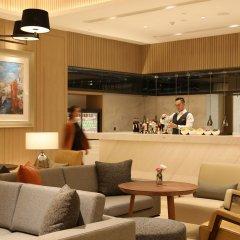 Отель Hyatt House Shanghai Hongqiao CBD Китай, Шанхай - отзывы, цены и фото номеров - забронировать отель Hyatt House Shanghai Hongqiao CBD онлайн интерьер отеля фото 3