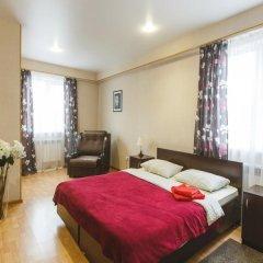 Гостиница Асти Румс Стандартный номер двуспальная кровать фото 19