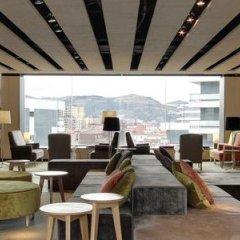 Отель Occidental Bilbao сауна