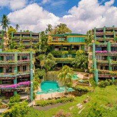 Апартаменты Aspasia Kata Luxury Resort Apartment пляж Ката бассейн