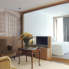 Gran Hotel La Perla Памплона комната для гостей фото 2