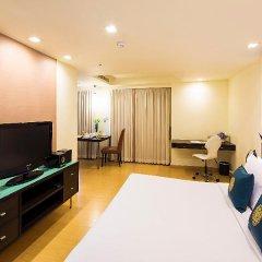 Отель Aspen Suites 4* Стандартный номер фото 6