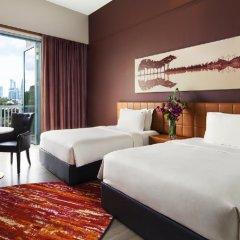 Resorts World Sentosa - Hard Rock Hotel Сингапур комната для гостей фото 5