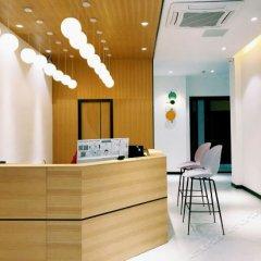Отель Gulangyu Haijiao No.8 Holiday Inn интерьер отеля