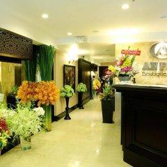 Anpha Boutique Hotel интерьер отеля фото 3