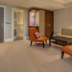 Отель Hilton Edinburgh Carlton комната для гостей фото 6