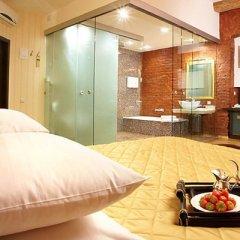 Бутик-Отель Росси 4* Стандартный номер двуспальная кровать фото 12
