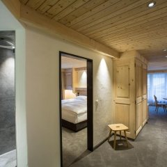 Bernerhof Swiss Quality Hotel Gstaad сауна