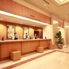 Отель Royal Park Hotel Япония, Токио - отзывы, цены и фото номеров - забронировать отель Royal Park Hotel онлайн интерьер отеля