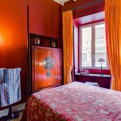 Отель Casa Howard Guest House Rome (Capo Le Case) удобства в номере фото 2
