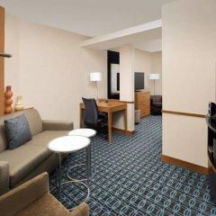 Отель Fairfield Inn by Marriott Washington D.C. США, Вашингтон - отзывы, цены и фото номеров - забронировать отель Fairfield Inn by Marriott Washington D.C. онлайн комната для гостей фото 4
