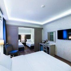 Antik Hotel Istanbul 4* Стандартный номер с различными типами кроватей фото 2