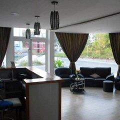 Отель Airport Comfort Inn Maldives Мале интерьер отеля