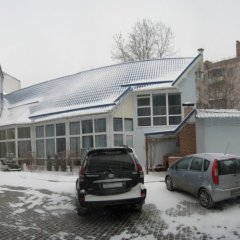Гостиница Ингул парковка