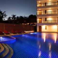 Отель Paripas Patong Resort Пхукет бассейн