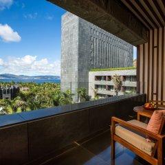 Отель Park Hyatt Sanya Sunny Bay Resort балкон