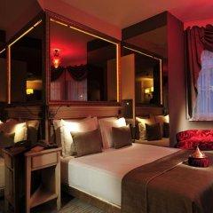 Отель Yasmak Sultan 4* Стандартный номер с двуспальной кроватью фото 9