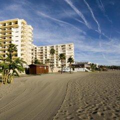 Hotel La Barracuda пляж фото 2