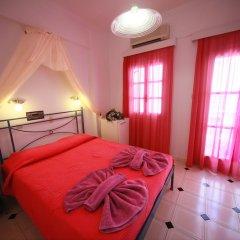 Отель Blue Sky Hotel Греция, Остров Санторини - отзывы, цены и фото номеров - забронировать отель Blue Sky Hotel онлайн комната для гостей фото 2