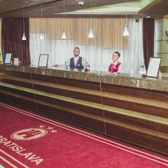 Гостиница Братислава интерьер отеля