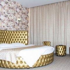 Отель Мартон Ошарская Нижний Новгород комната для гостей фото 4