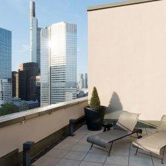 Adina Apartment Hotel Frankfurt Neue Oper балкон
