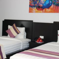 Lavender Hotel комната для гостей фото 4