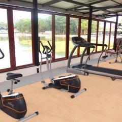 Отель Chabana Resort Пхукет фитнесс-зал