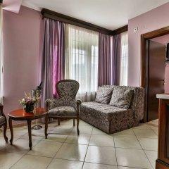 Отель Vila Imperija Черногория, Будва - отзывы, цены и фото номеров - забронировать отель Vila Imperija онлайн комната для гостей фото 3