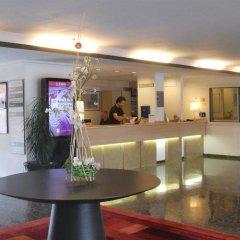 Montserrat Hotel & Training Center интерьер отеля