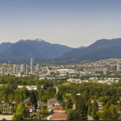 Отель Element Vancouver Metrotown Канада, Бурнаби - отзывы, цены и фото номеров - забронировать отель Element Vancouver Metrotown онлайн