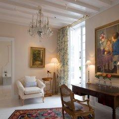 Отель Les Prés d'Eugénie Эжени-ле-Бен комната для гостей фото 4