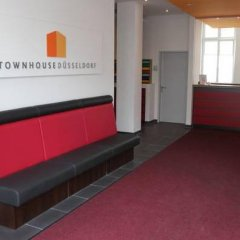 Отель Townhouse Düsseldorf интерьер отеля фото 3