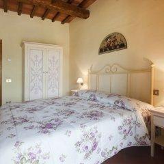 Отель Agriturismo Le Buche di Viesca Реггелло сейф в номере