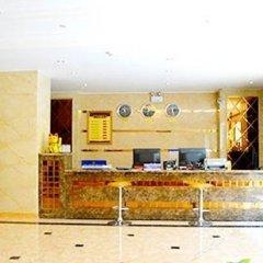 Baiqian Business Hotel интерьер отеля
