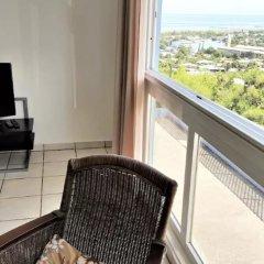 Отель F2 Manureva Moana Apartment 1 Французская Полинезия, Фааа - отзывы, цены и фото номеров - забронировать отель F2 Manureva Moana Apartment 1 онлайн комната для гостей фото 2