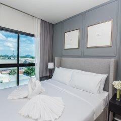 Отель Dlux Condominium Таиланд, Бухта Чалонг - отзывы, цены и фото номеров - забронировать отель Dlux Condominium онлайн комната для гостей фото 6