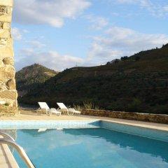 Hotel Casa Do Tua Карраседа-ди-Аншаис бассейн