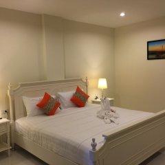 Отель JS Residence Таиланд, Краби - отзывы, цены и фото номеров - забронировать отель JS Residence онлайн комната для гостей фото 4
